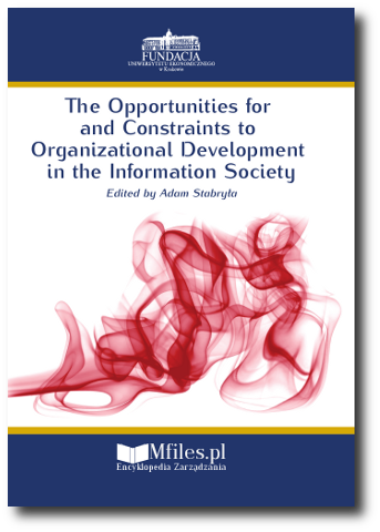 The Opportunities for and Constraints to Organizational Development in the Information Society