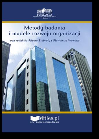 Metody badania i modele rozwoju organizacji